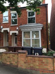Thumbnail 5 bed terraced house to rent in Queens Crescent, Lincoln