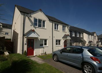 Thumbnail 2 bedroom end terrace house for sale in St. Michaels Way, Roche, St. Austell