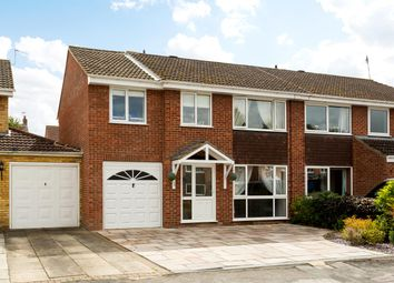Thumbnail 4 bed semi-detached house for sale in Windsor Drive, Wigginton, York