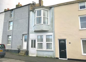 Thumbnail 3 bed terraced house for sale in Grove Road, Portland