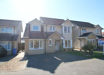 Thumbnail 4 bed detached house for sale in Devon Valley Drive, Sauchie, Alloa