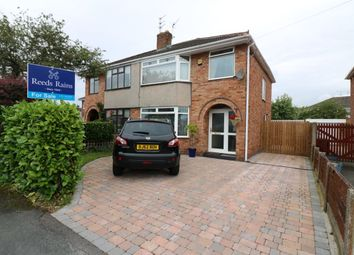 Thumbnail 3 bed semi-detached house for sale in Mosslands Close, Great Sutton, Ellesmere Port