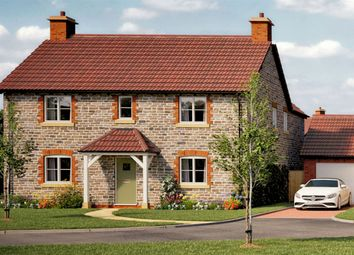Thumbnail 4 bedroom detached house for sale in Cotswold Homes, The Paddocks, Tytherington