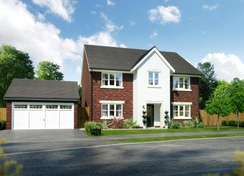 """Thumbnail 5 bedroom detached house for sale in """"Millwood"""" at Moorfields, Willaston, Nantwich"""