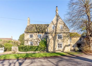 Thumbnail 5 bed country house for sale in Middle Street, Elton, Peterborough