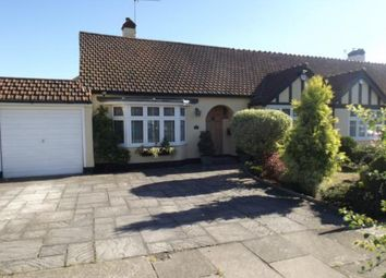 Thumbnail 3 bed bungalow for sale in Rectory Gardens, Cranham, Upminster