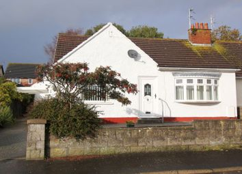 Thumbnail 3 bed semi-detached bungalow for sale in Kemeys Road, Rhoose, Barry