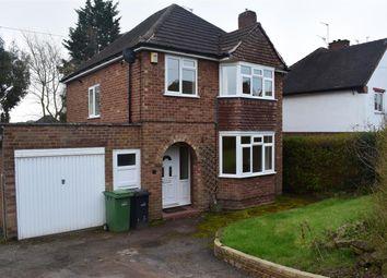 Thumbnail 3 bed detached house to rent in Devon Road, Wollaston, Stourbridge
