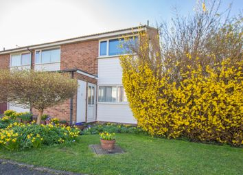 Thumbnail 2 bed flat for sale in Glenmere Close, Cambridge