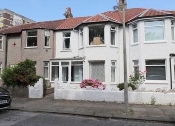 Thumbnail 3 bed terraced house for sale in Lansdowne Grove, Bare, Morecambe