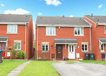 Thumbnail 2 bed terraced house for sale in 15 The Timbers, St Georges, Telford