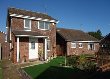 Thumbnail 3 bed detached house for sale in Marbella Green, Carlton Colville, Lowestoft, Suffolk