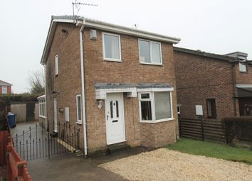 Thumbnail 3 bed detached house for sale in Cloverlands Drive, Staincross, Barnsley