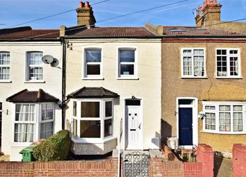Thumbnail 3 bed terraced house for sale in Vale Road, Sutton, Surrey