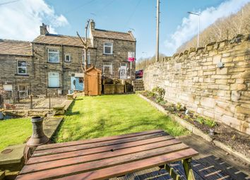 Thumbnail 1 bed end terrace house for sale in Grove Cottages, Brighouse