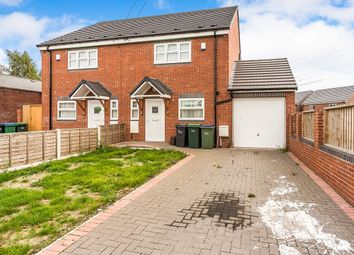 Thumbnail 2 bed semi-detached house to rent in Mill Street, Tipton