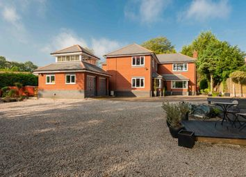 Thumbnail 4 bed detached house for sale in Links Road, Lostock