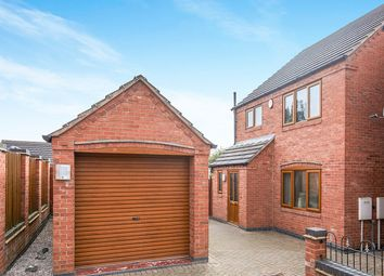3 bed detached house for sale in Arthur Rice Close, Newhall, Swadlincote, Derbyshire DE11