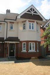 Thumbnail 4 bed semi-detached house to rent in Knights Mead, Chertsey
