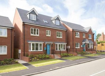 Thumbnail 4 bed detached house for sale in Maple Grove, Huncote Road, Narborough, Leicester