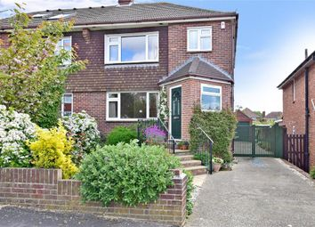 Thumbnail 3 bed semi-detached house for sale in Dore Avenue, Fareham, Hampshire