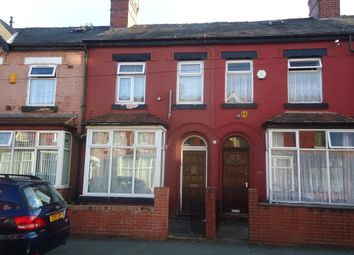 Thumbnail 3 bedroom terraced house for sale in Avondale Street, Manchester