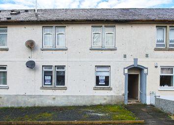 Thumbnail 1 bedroom flat for sale in Dean Street, Stewarton