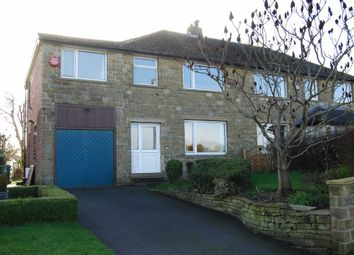 Thumbnail 4 bed semi-detached house to rent in Meltham Road, Honley, Holmfirth
