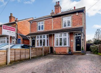 3 bed semi-detached house for sale in Spinney Hill, Addlestone KT15