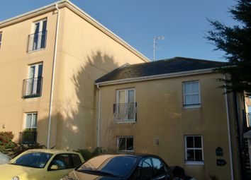 Thumbnail 1 bed flat to rent in Longstone Hill, Carbis Bay, Cornwall