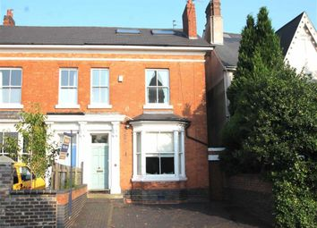 Thumbnail 4 bed semi-detached house for sale in Vivian Road, Harborne, Birmingham