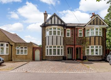 Thumbnail 4 bed semi-detached house for sale in Watford Heath, Watford
