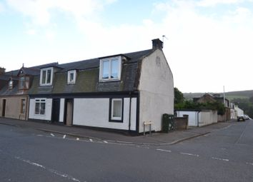 Thumbnail 3 bed end terrace house for sale in West Main Street, Darvel