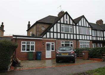 Thumbnail 4 bed end terrace house for sale in College Hill Road, Harrow Weald, Harrow
