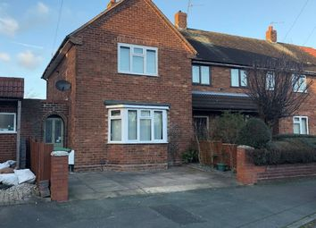 Thumbnail 2 bed semi-detached house to rent in Meredith Road, Wednesfield