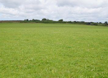 Thumbnail Land for sale in Croeslan, Llandysul