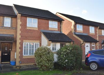 Thumbnail 3 bedroom end terrace house for sale in Chepstow Close, Stevenage, Hertfordshire