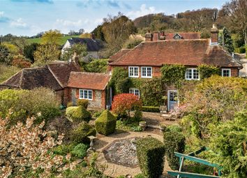 Thumbnail 4 bed detached house for sale in Milberry Lane, Stoughton, Chichester, West Sussex