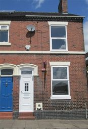 Thumbnail 2 bedroom terraced house to rent in St Aidans Street, Tunstall, Stoke-On-Trent