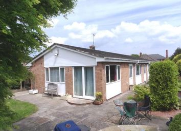 Thumbnail 4 bed bungalow for sale in Hawarden Way, Mancot, Deeside, Flintshire
