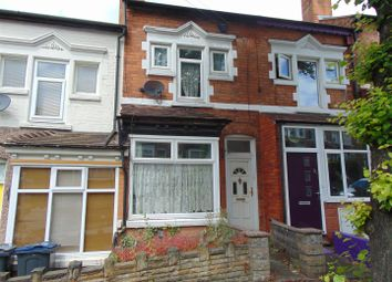 Thumbnail 2 bed terraced house for sale in Rosary Road, Erdington, Birmingham
