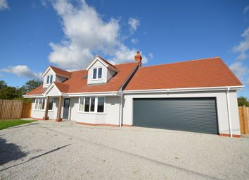 Thumbnail 4 bed detached house for sale in Bardfield Road, Thaxted, Dunmow