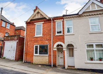 Thumbnail 3 bed end terrace house for sale in Toronto Street, Lincoln