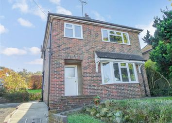 Thumbnail 3 bed detached house for sale in Western Road, Crowborough, East Sussex