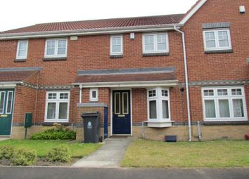 Thumbnail 2 bed terraced house for sale in Bevan Drive, Longbenton, Newcastle Upon Tyne