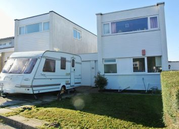 Thumbnail 3 bed detached house for sale in Langley Crescent, Southway, Plymouth