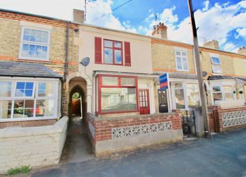 Thumbnail 3 bed terraced house for sale in Duke Street, Fletton, Peterborough