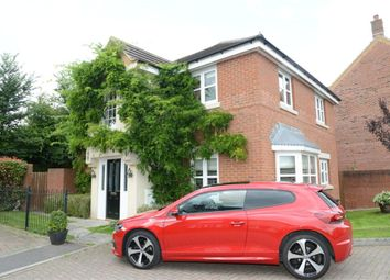 Thumbnail 4 bed detached house to rent in Wakeford Way, Bridgeyate, Bristol