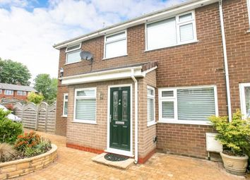 Thumbnail 3 bedroom semi-detached house for sale in Cumber Close, Wilmslow, Cheshire, .