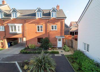 3 bed end terrace house for sale in Jubilee Drive, Church Crookham, Fleet GU52